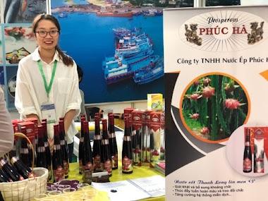 Công ty Phúc Hà tham gia Hội chợ Thương mại Quốc tế Việt Nam lần thứ 30 - Vietnam Expo 2021