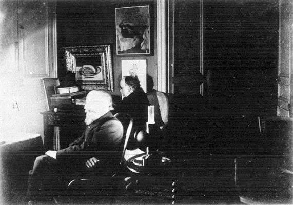 Edgar Degas y Albert Bartholomé (1895-1897)