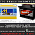 Promoção de baterias na Auto Peças Bossoroca
