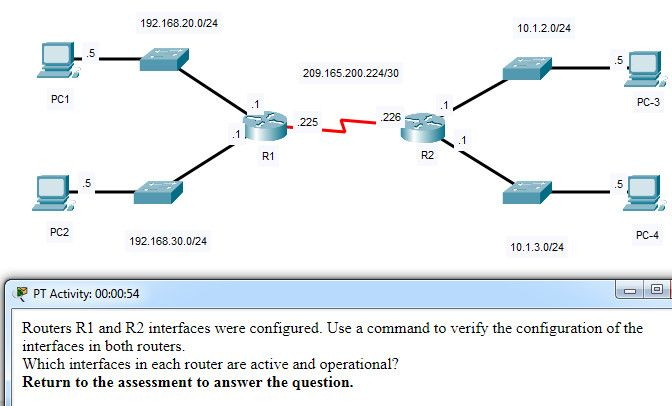 CCNA 1 v7.0 Modules 8 – 10 Exam Answers p77