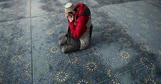 Sunnahkah Mengusap Wajah setelah Berdoa ?