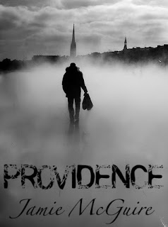 Providence by Jamie McGuire book cover