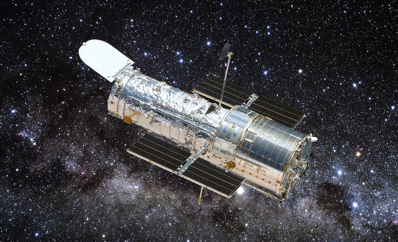 report on the hubble space telescope Hubblestsciedu receives about 092% of its total traffic it was owned by several entities, from space telescope science institute 3700 san martin drive to space telescope science institute , it was hosted by space telescope science institute.