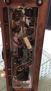 Magnavox 6AQ5 push pull tube mono blocks  Mag%2B6aq5%2B4