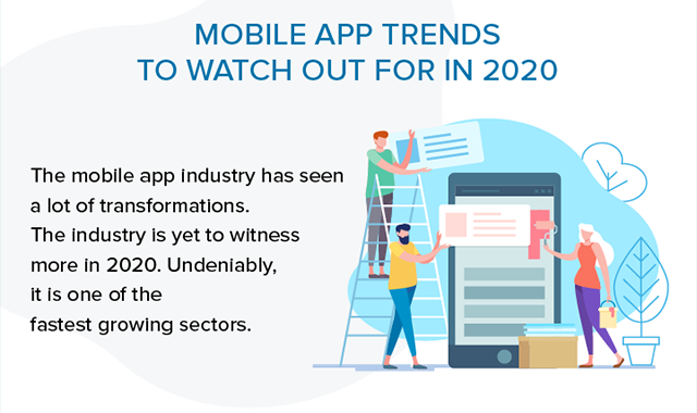 Mobile App Trends To Watch Out For in 2020