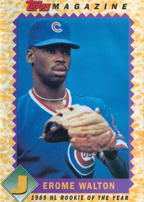 Wrigley Wax The Other Topps Magazine Cubs