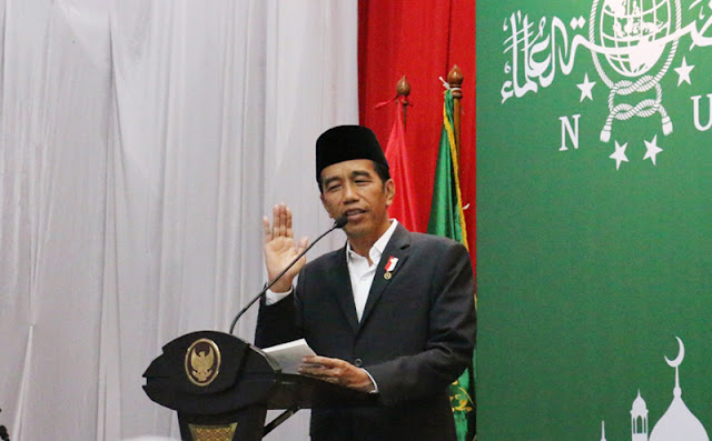 Kecewa Kader Tak Masuk Kabinet, PBNU: Jokowi Bisa Kualat