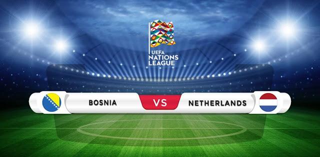 Bosnia-Herzegovina vs Netherlands – Highlights