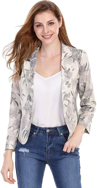Beautiful Summer Blazers Jackets for Women