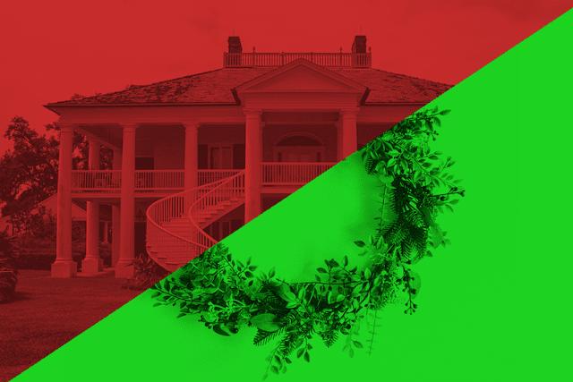 Plantation Weddings Are Finally Canceled. Plantation Christmases Should Be Next.