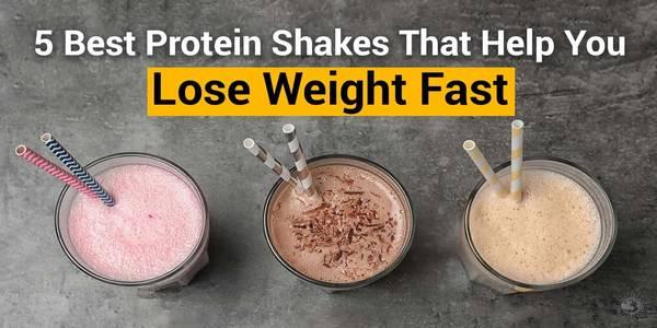 5 Best Protein Shakes
