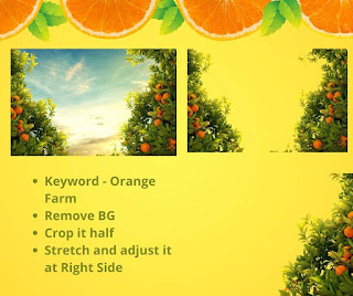 Tutorial 7 - Design Juice Brand Flyer in Canva