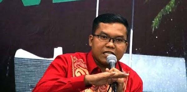 Pangi Syarwi: Membela Partai Demokrat Tidak Dijadikan Momentum Oleh Jokowi, Aneh Bin Ajaib!