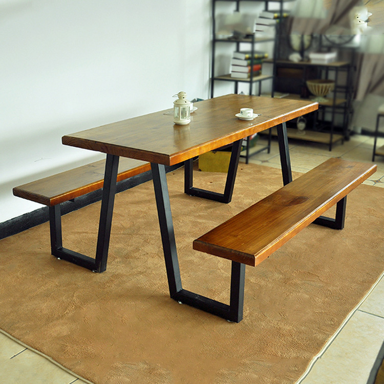 Meja Besi Minimalis Ubud Bali Iron Table Meja Kursi Besi