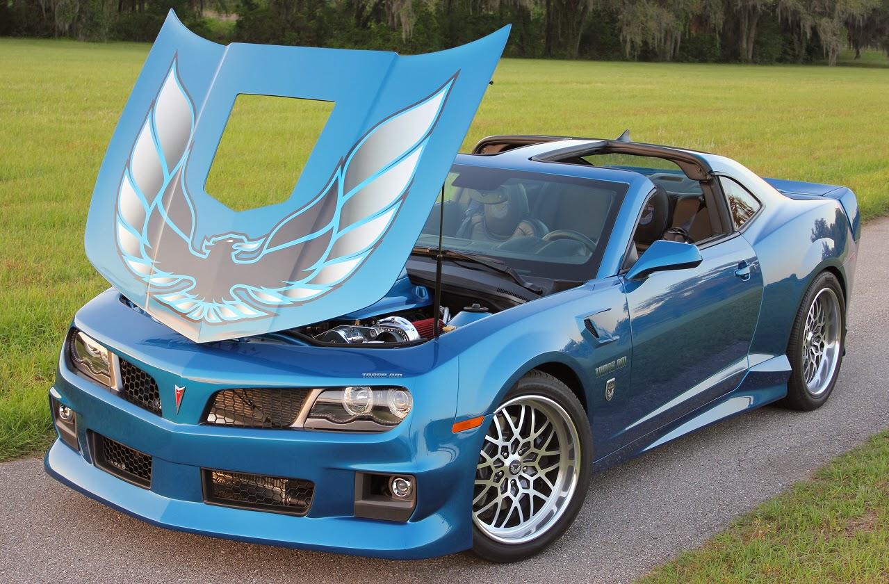 FirebirdPontiac.Com 2017 Pontiac Firebird Sport Convertible review notes - 2017 Firebird Review