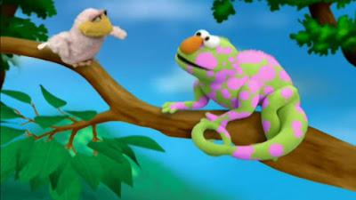 Sesame Street Elmo's World Summer Vacation