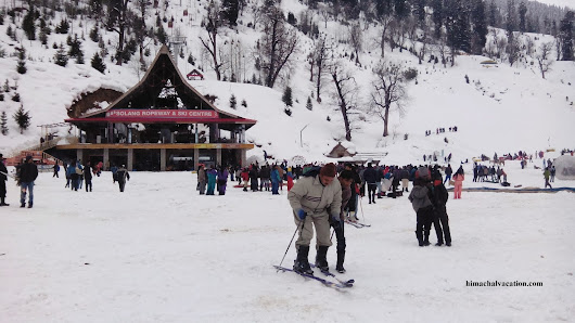 Cold is not biting in Himachal this winter