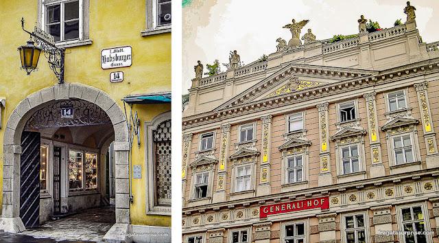 Centro Histórico de Viena, Áustria