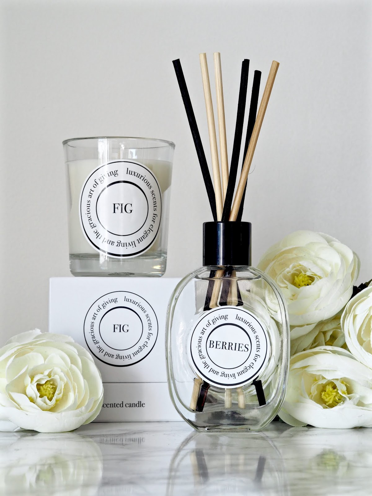 Aldi dupe \ Diptyque \ home fragrance \ candle \ reed diffuser \ Priceless Life of Mine \ over 40 lifestyle blog