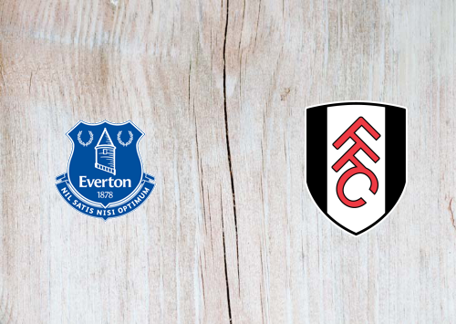 Everton vs Fulham -Highlights 14 February 2021