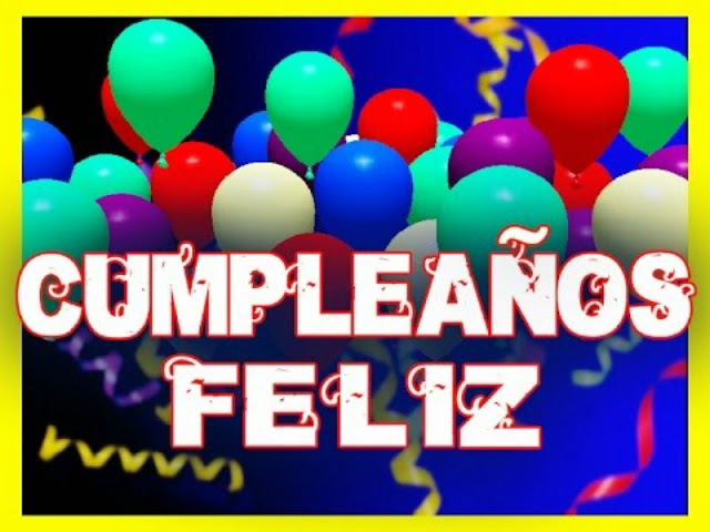 Fotos de globos feliz cumpleaños