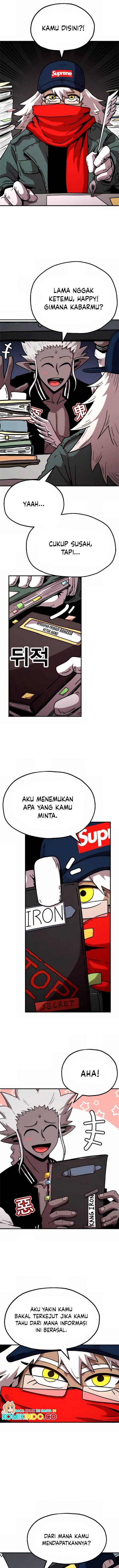 Metro Hunter Chapter 16