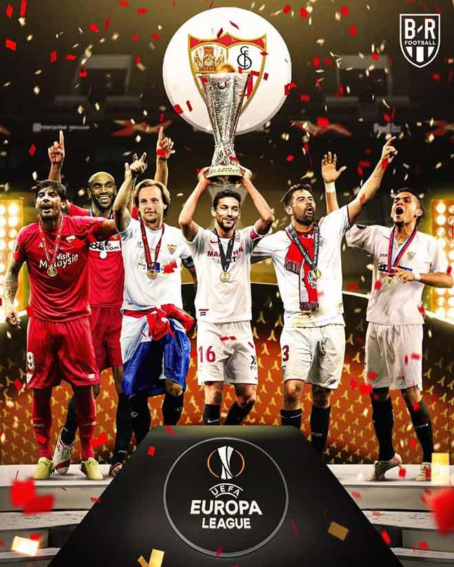 """""""Hung thần của MU"""" giúp Sevilla vô địch Europa League, từng là """"bom xịt"""" Newcastle 3"""