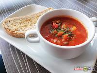 Eddie's Kitchen, Italian Cuisine, American Cuisine, Antipolo, tomato cream soup