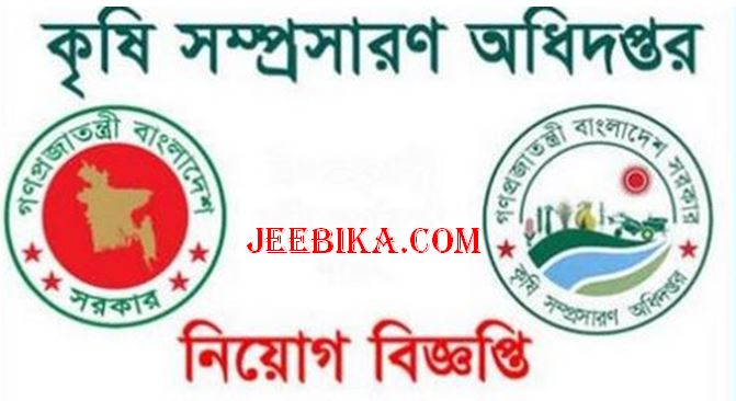 Ministry of Agriculture MOA job circular