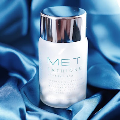 MET Tathione Japan Whitening Suplement
