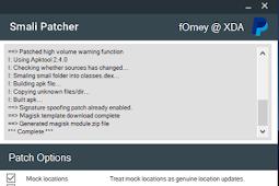 Cara Membuat Smali Patcher di Semua Android. Sangat Mudah!