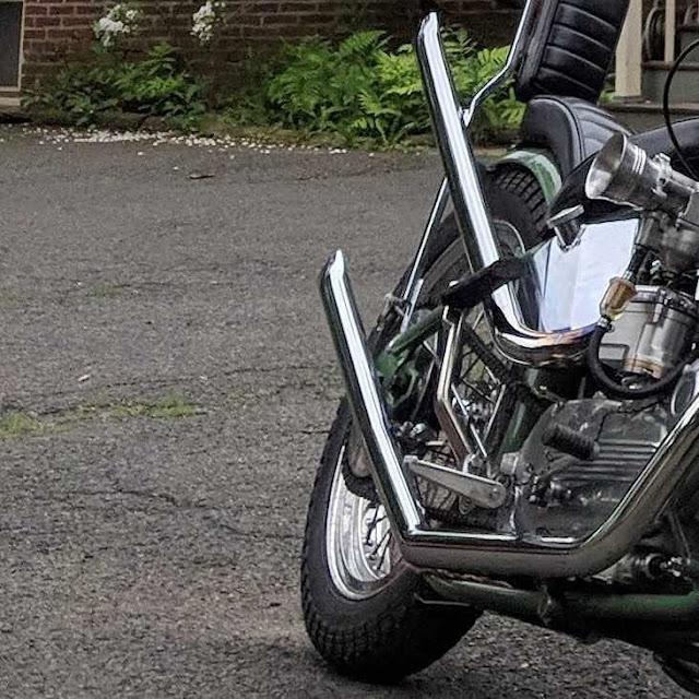 Harley Davidson Ironhead By Mercer Machines Hell Kustom