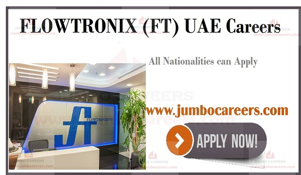 Availble jobs in UAE