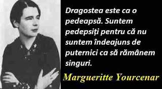 Maxima zilei: 8 iunie -  Margueritte Yourcenar