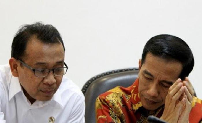 Pernyataan Jokowi dan Mensesneg Berbeda soal Reshufle, ProDEM: Pemerintah Suka Bikin Prank