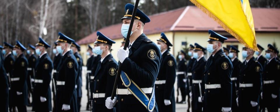 Президент присвоїв почесні найменування частинам НГУ