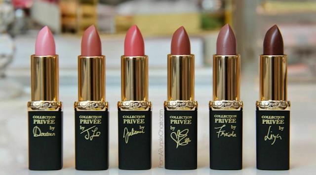 L'oreal Lipstik Penyempurna Hasil Makeup