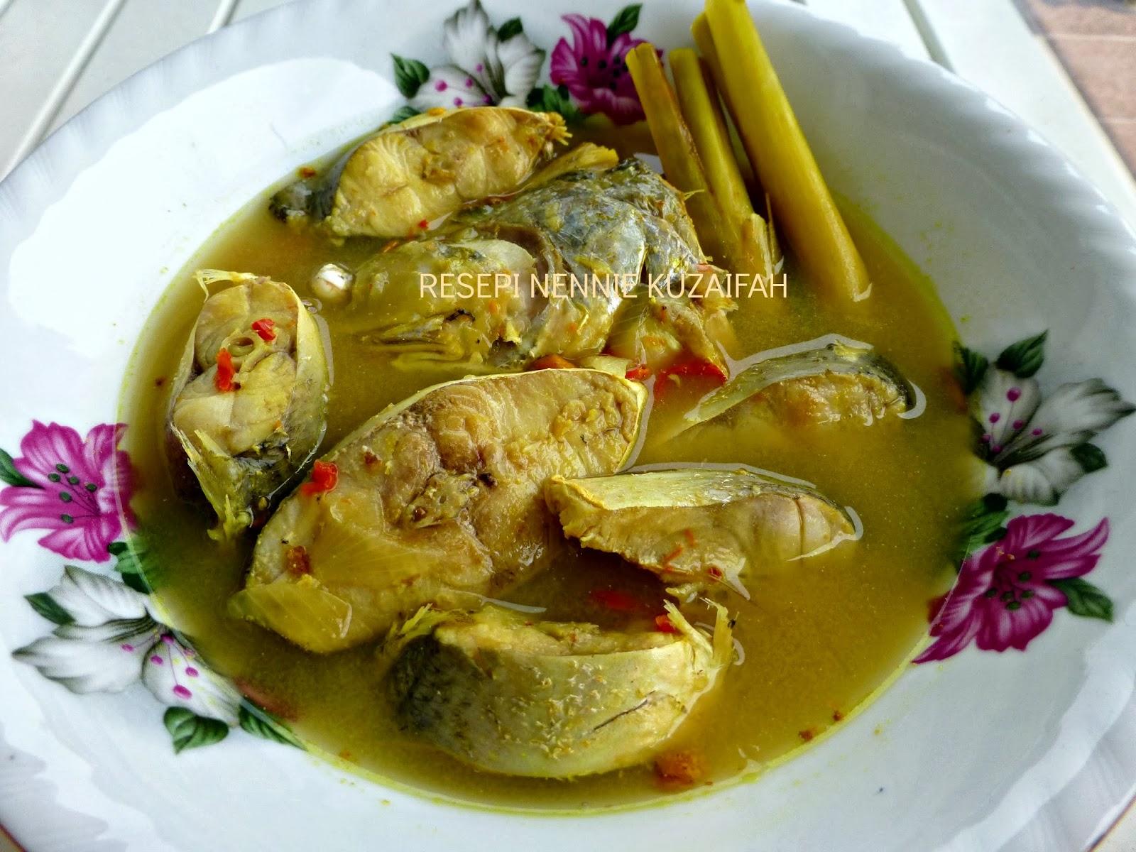 Resepi Ikan Senangin Bakar ~ Resep Masakan Khas