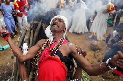 Brujería africana y caribeña - Revista COCO