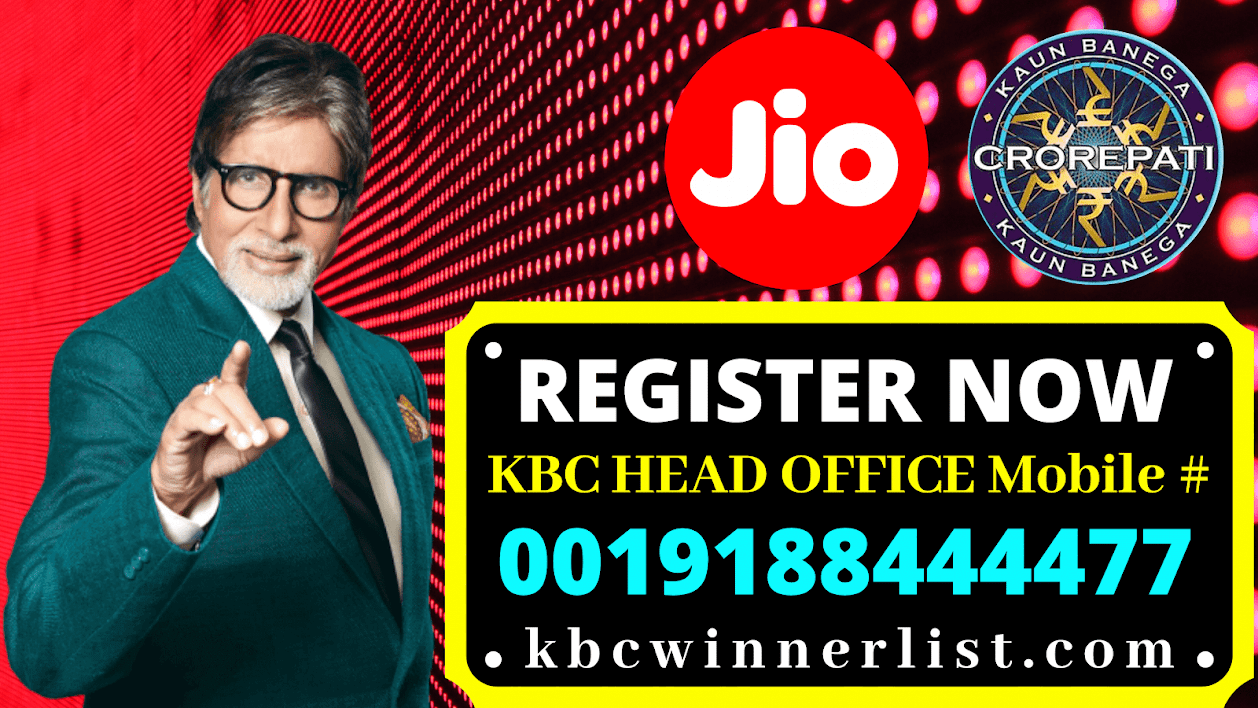 KBC Lottery Number Check Online 2021 | Check KBC Lottery No 8991