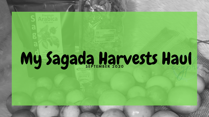 Sagada Harvests Haul | Food 2020