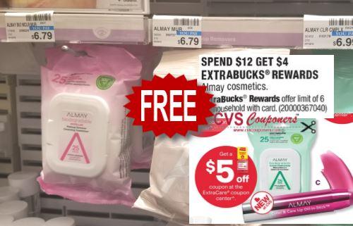 free almay at cvs