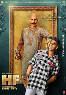 Housefull 4 First Look Poster 2