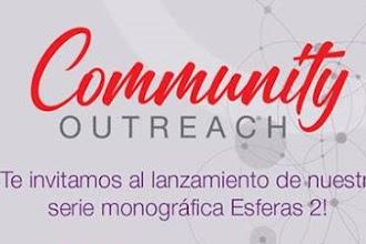 ¡No te pierdas el Community Outreach!
