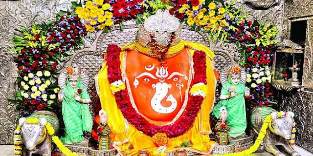 खजराना गणेश मंदिर पर तीन दिवसीय तिल चतुर्थी मेले का आयोजन | INDORE NEWS
