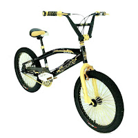 20 pacific black magic bmx pelek racing