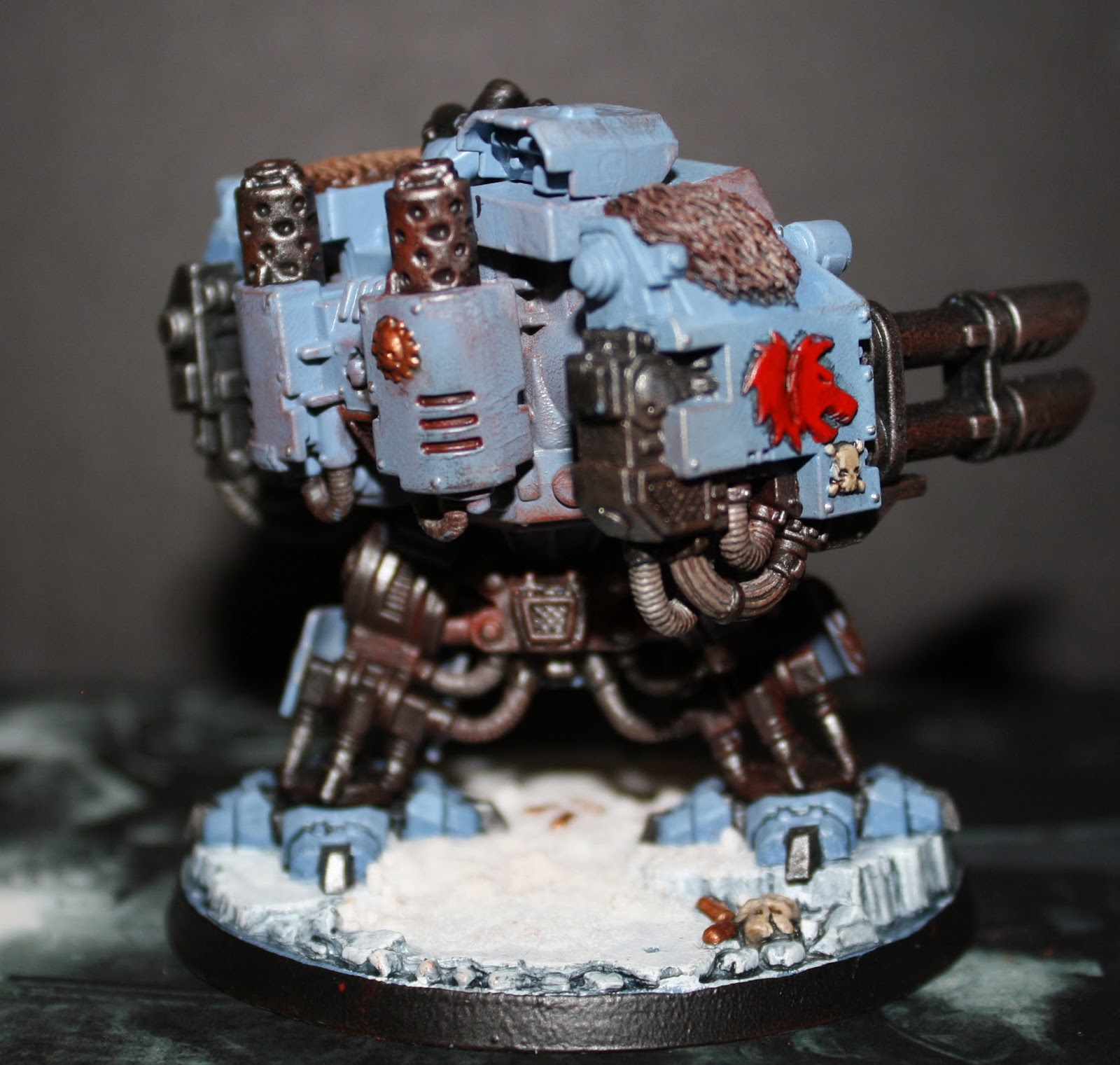 Space Wolf Dreadnought 4