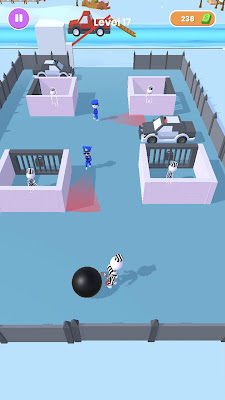 PRISON WRECK FREE ESCAPE AND DESTRUCTION GAME (MOD, WITHOUT ADS)