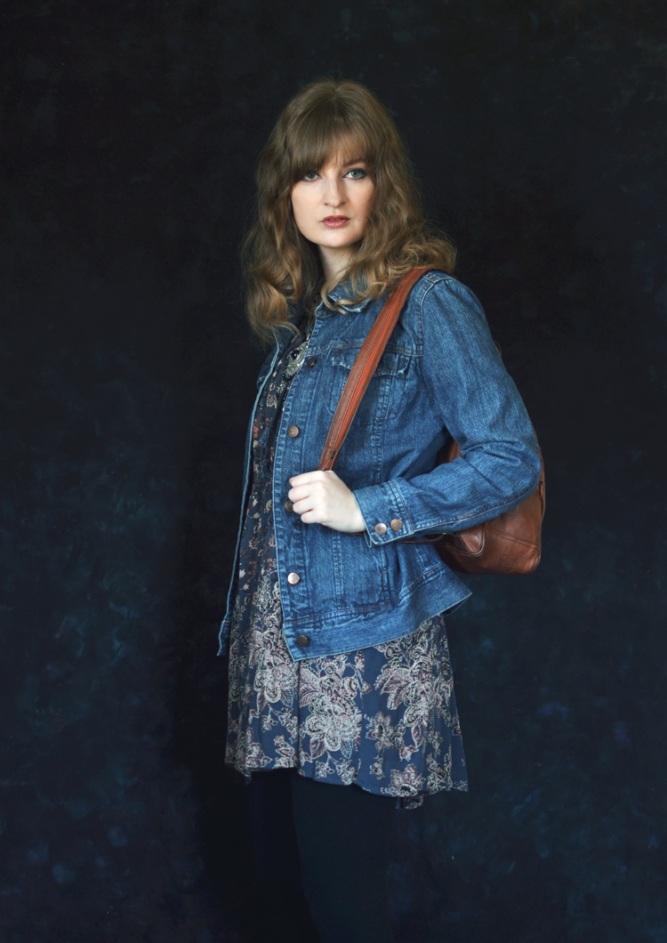 The Flying Clubhouse: Denim Jacket