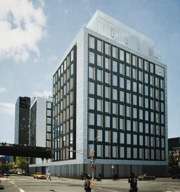 Jeremiah 39 s vanishing new york blue collar high line for Hotels near high line